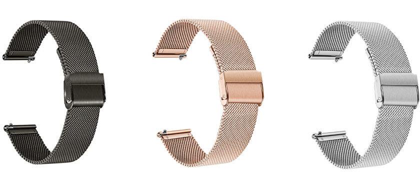 pulsera 20mm smartwatch