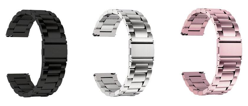 correa de metal para samsung galaxy watch 42mm