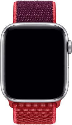 correa de nylon loop apple watch