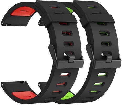 pulsera de silicona para xiaomi mi watch