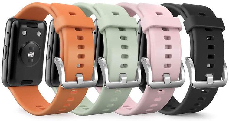 pulsera de silicona para huawei watch fit