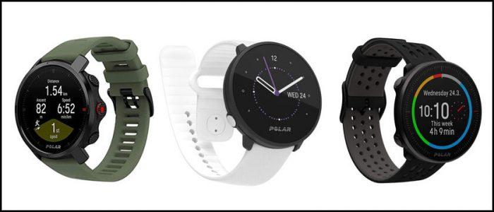 smartwatch polar